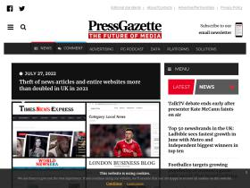 pressgazette.co.uk