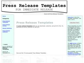 pressreleasetemplates.net