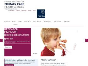primarycare.ox.ac.uk