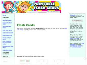 printableflashcards.net
