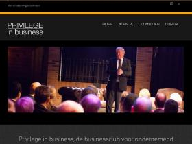 privilegeinbusiness.nl