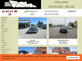 pro-cars.be