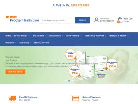 procterhealthcare.co.uk