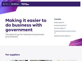 procurement.vic.gov.au