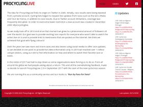 procyclinglive.com