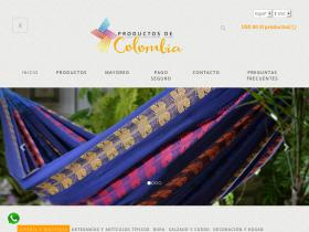 productosdecolombia.com