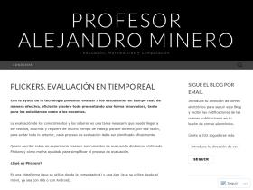 profesorminero.wordpress.com