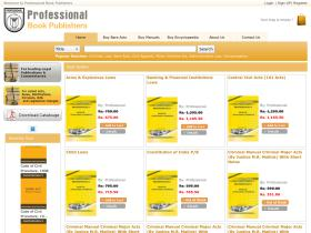 professionalbooks.in