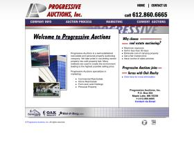 progressiveauctions.com