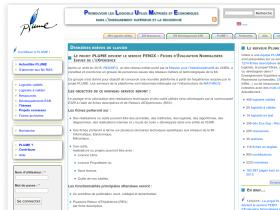 projet-plume.org