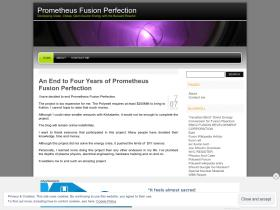 prometheusfusionperfection.com