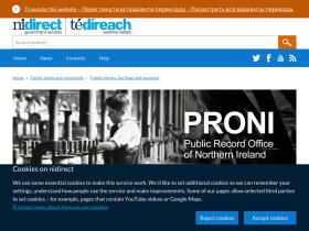 proni.nics.gov.uk