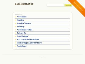pronostiek.scboldershof.be