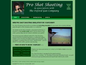 proshotshooting.co.uk