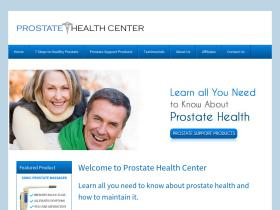 prostate-health-center.com