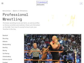 prowrestling.about.com