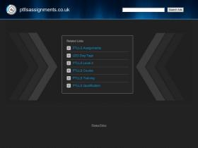 ptllsassignments.co.uk