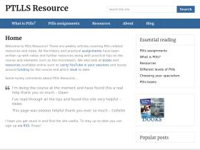 ptllsresource.co.uk