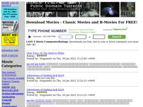 publicdomaintorrents.com