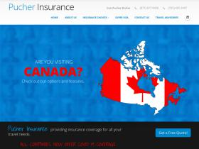 pucherinsurance.com