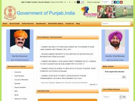 punjabgovt.gov.in