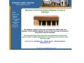 punjablaws.gov.pk