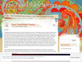 puretamilbabynames.wordpress.com