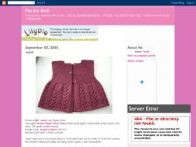 purpleknit.blogspot.com