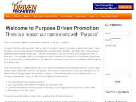 purposedrivenpromotion.com