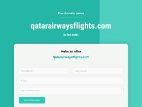 qatarairwaysflights.com