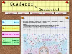 quadernoaquadretti.it