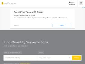 quantitysurveyorjobs.co.uk