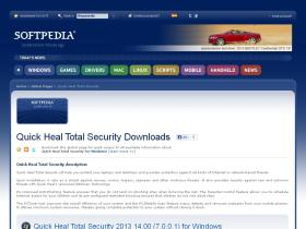 quick-heal-total-security.softpedia.com
