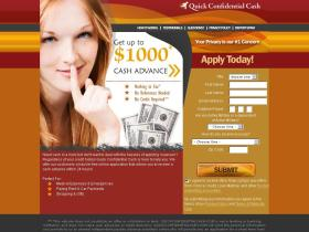 quickconfidentialcash.com