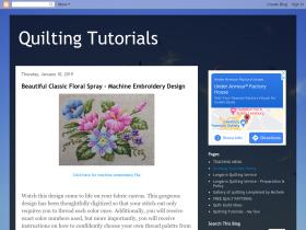 quilting-tutorials.blogspot.com