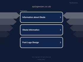quizgeezer.co.uk