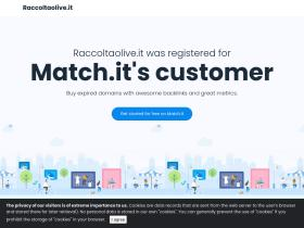 raccoltaolive.it