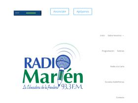 radiomarien.org.do