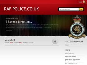 rafpolice.co.uk