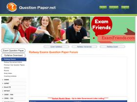 railwayexams.questionpaper.net