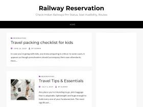 railwayreservation.co.in