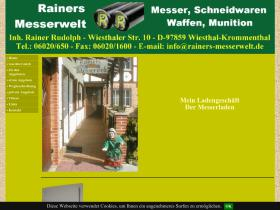 rainers-messerwelt.de