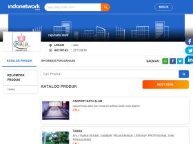 rajabatualam.indonetwork.co.id