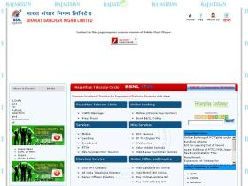 rajasthan.bsnl.co.in