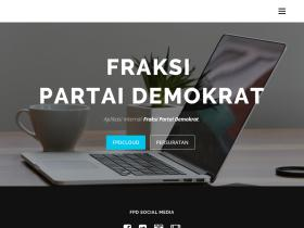 rakornas.demokrat.or.id
