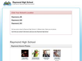 raymondhighschool.net