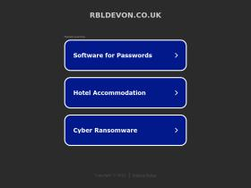 rbldevon.co.uk