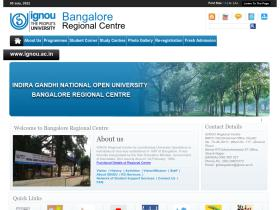 rcbangalore.ignou.ac.in