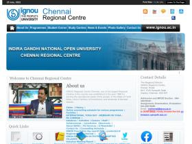 rcchennai.ignou.ac.in