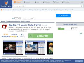 readon-tv-movie-radio-player.malavida.com
